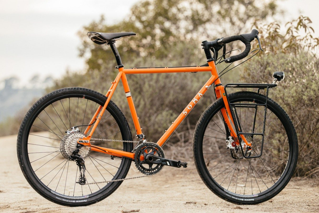 Golden Saddle Rides One Rugged And Ready Soma Wolverine
