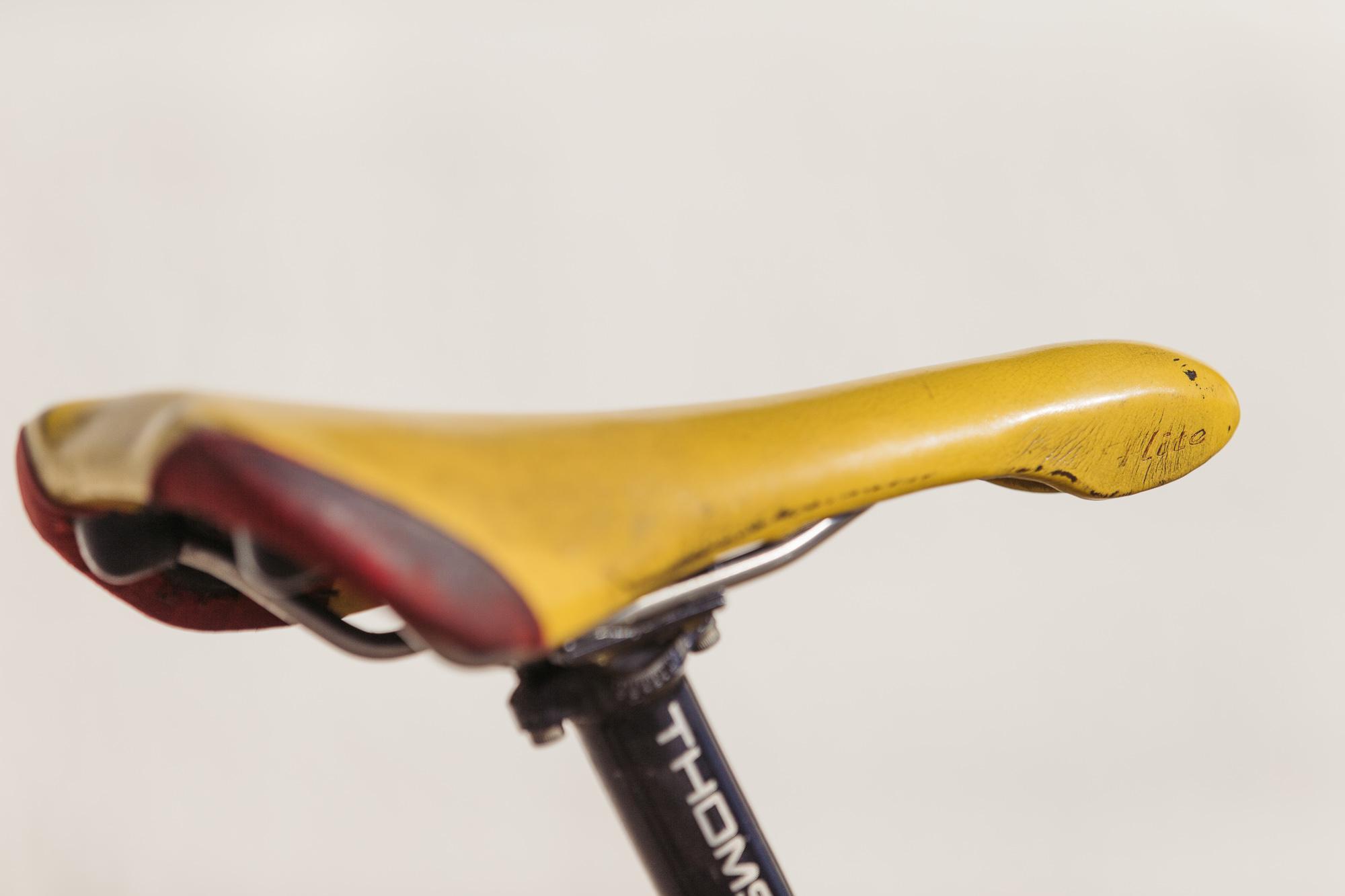 Shawn's Titanium Serotta Cross Bike