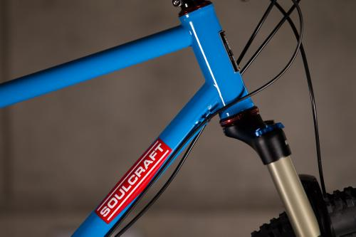2016 NAHBS: Soulcraft 27.5+ / 29r Hardtail