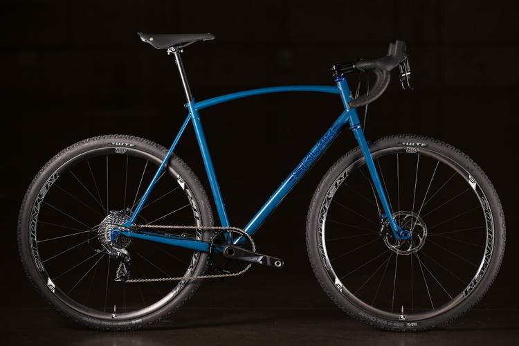 2016 NAHBS: Sklar Disc All Road