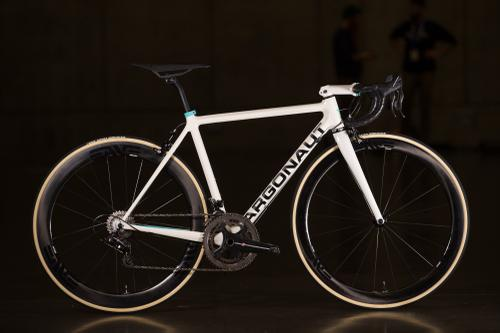 2016 NAHBS: Argonaut Cycles Road