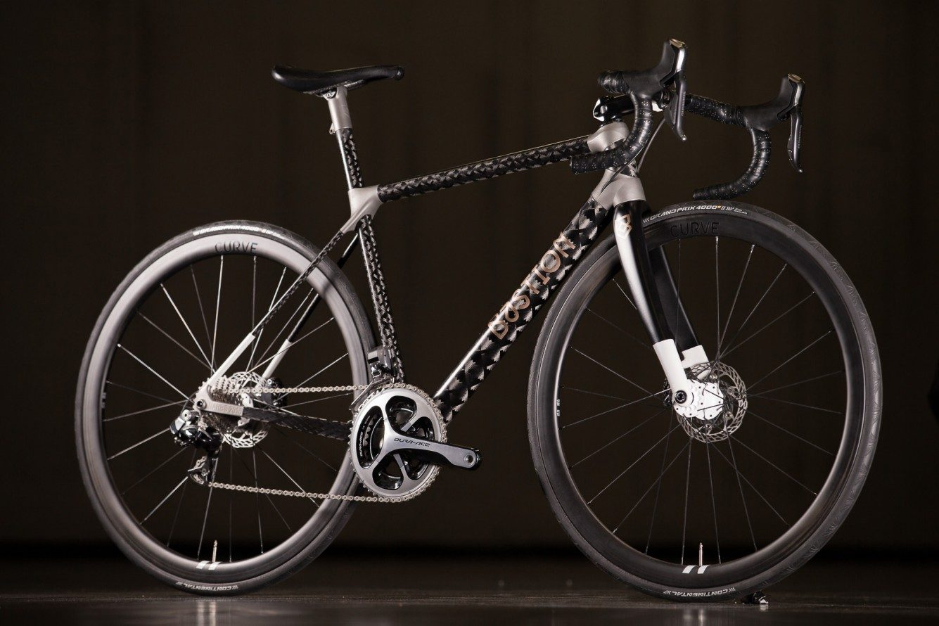 2016 Nahbs Bastion Cycles 3d Printed Ti And Carbon Road The