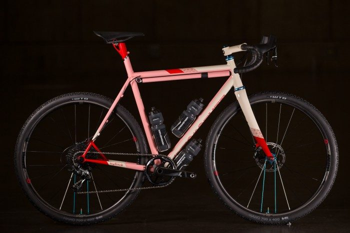 2016 NAHBS: Bicycle Crumbs Philosophy Disc All Road