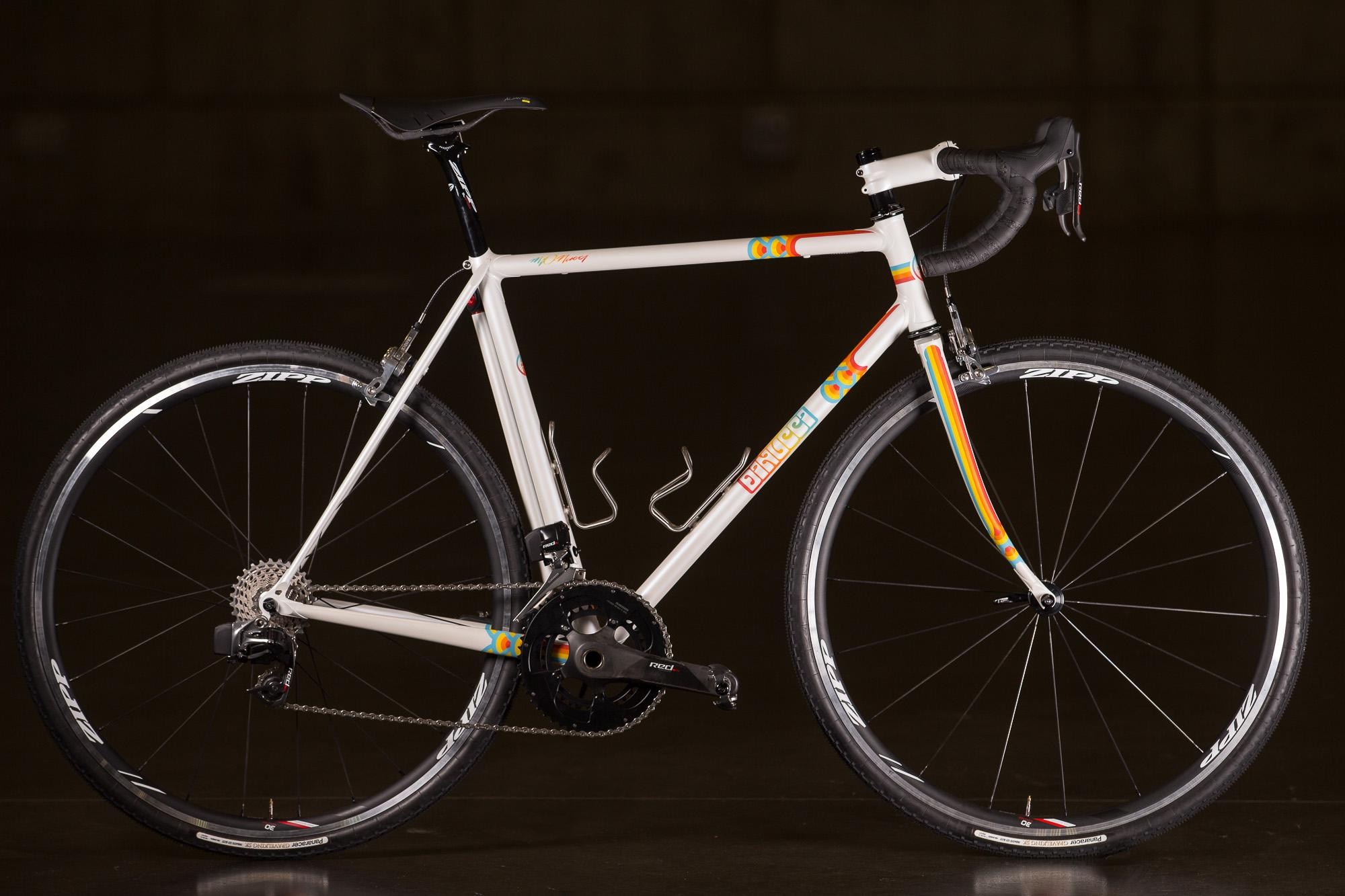 2016 NAHBS: DiNucci Classic Road with SRAM RED eTap