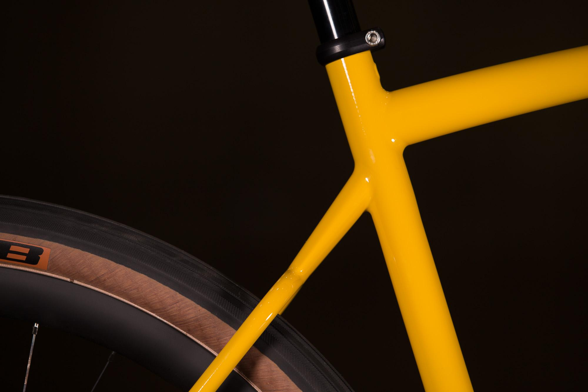 2016 NAHBS: Hunter Disc All Road
