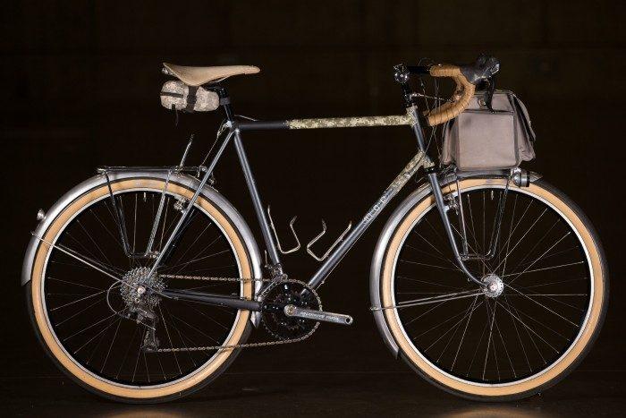 2016 NAHBS: Map Cycles Rambonneur