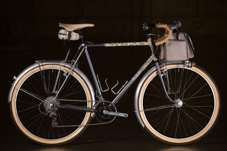 2016 NAHBS: Map Bicycles Rambonneur