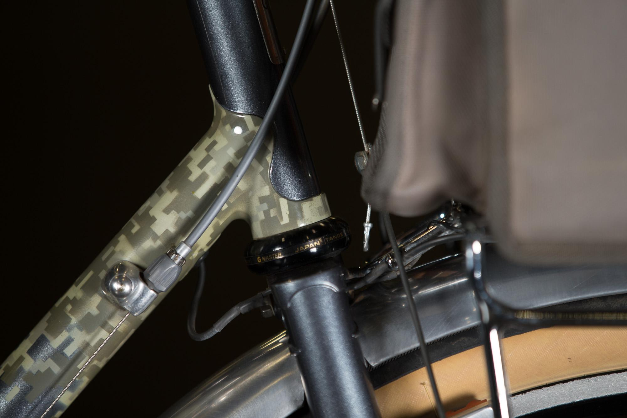 2016 NAHBS: Map Cycles Rambonneur