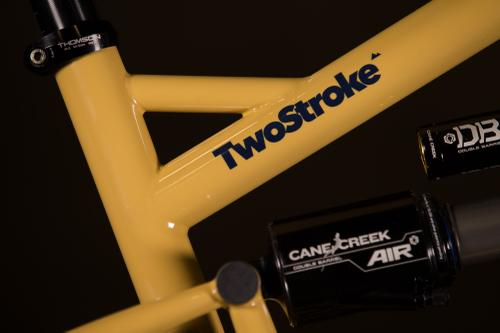 2016 NAHBS: Matter Cycles Two Stroke MTB