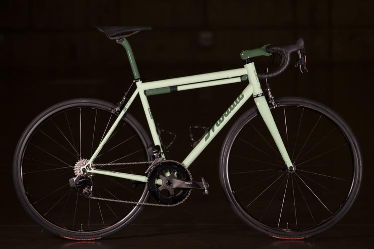 2016 NAHBS: Mint Mosaic RS-1 Road