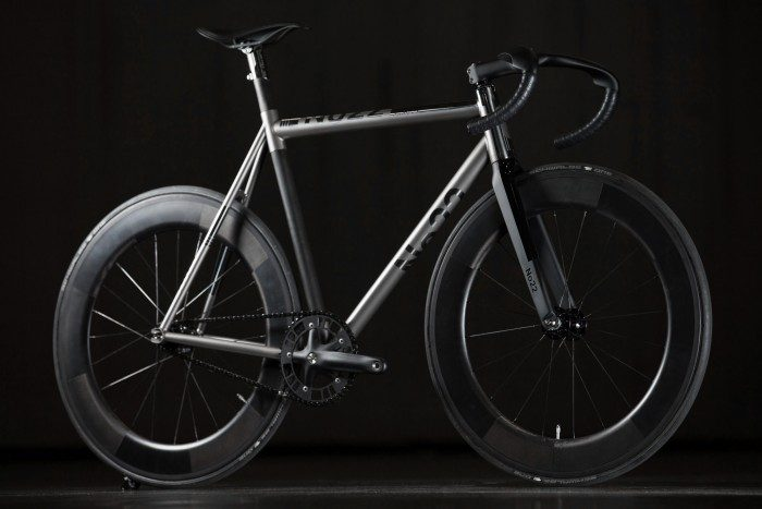 2016 NAHBS: No22 Silver Wing Space Track Machine