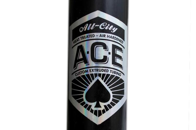 All-City Introduces their A.C.E. Tubeset