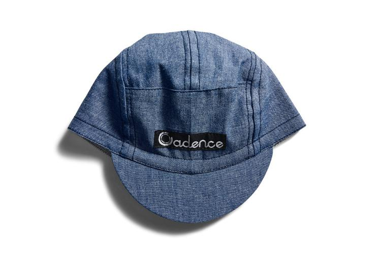 Cadence Collection: Chambray Cycling Cap