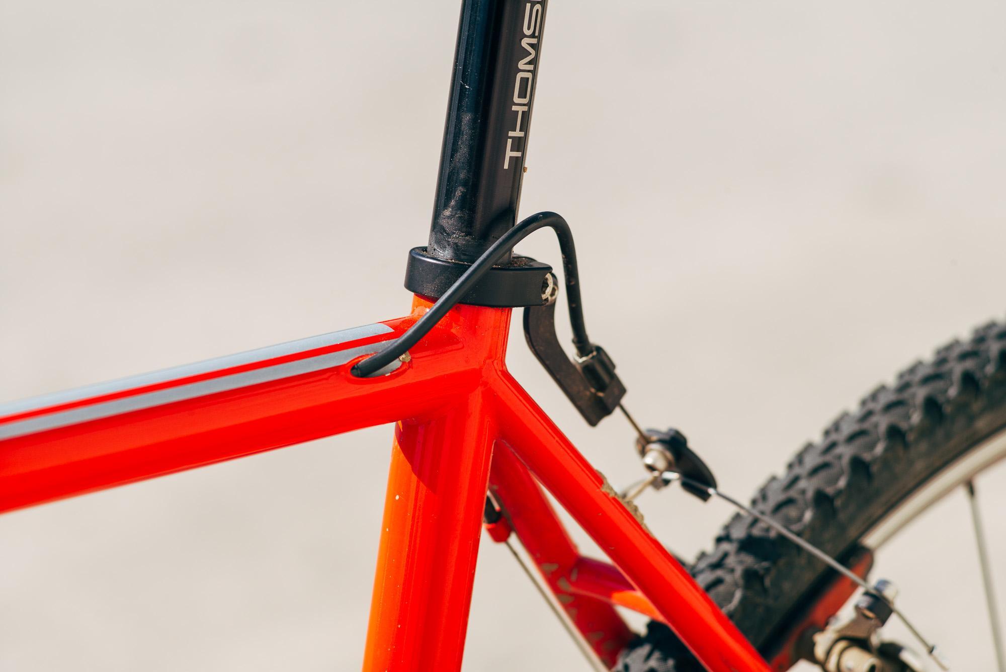 Cherry Bomb Stoemper 'Cross Bike