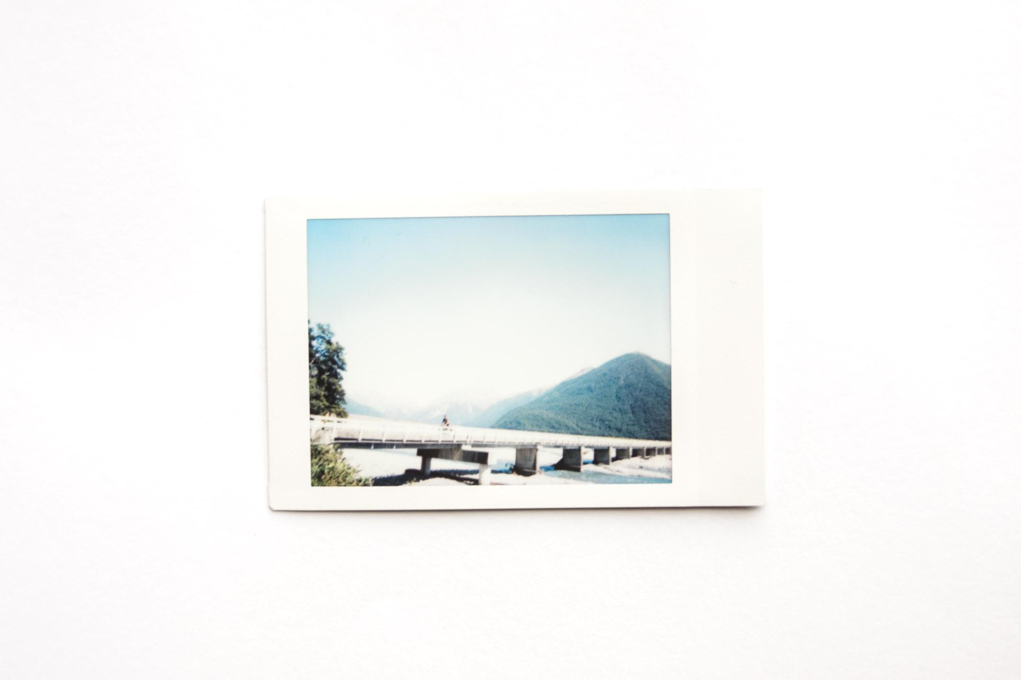 Instax Photo by Mallory