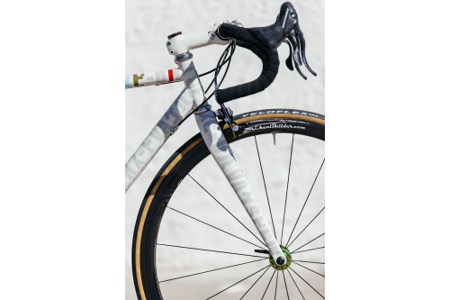 Jaybe's Speedvagen Surprise Me Road with Campagnolo Record 11-21