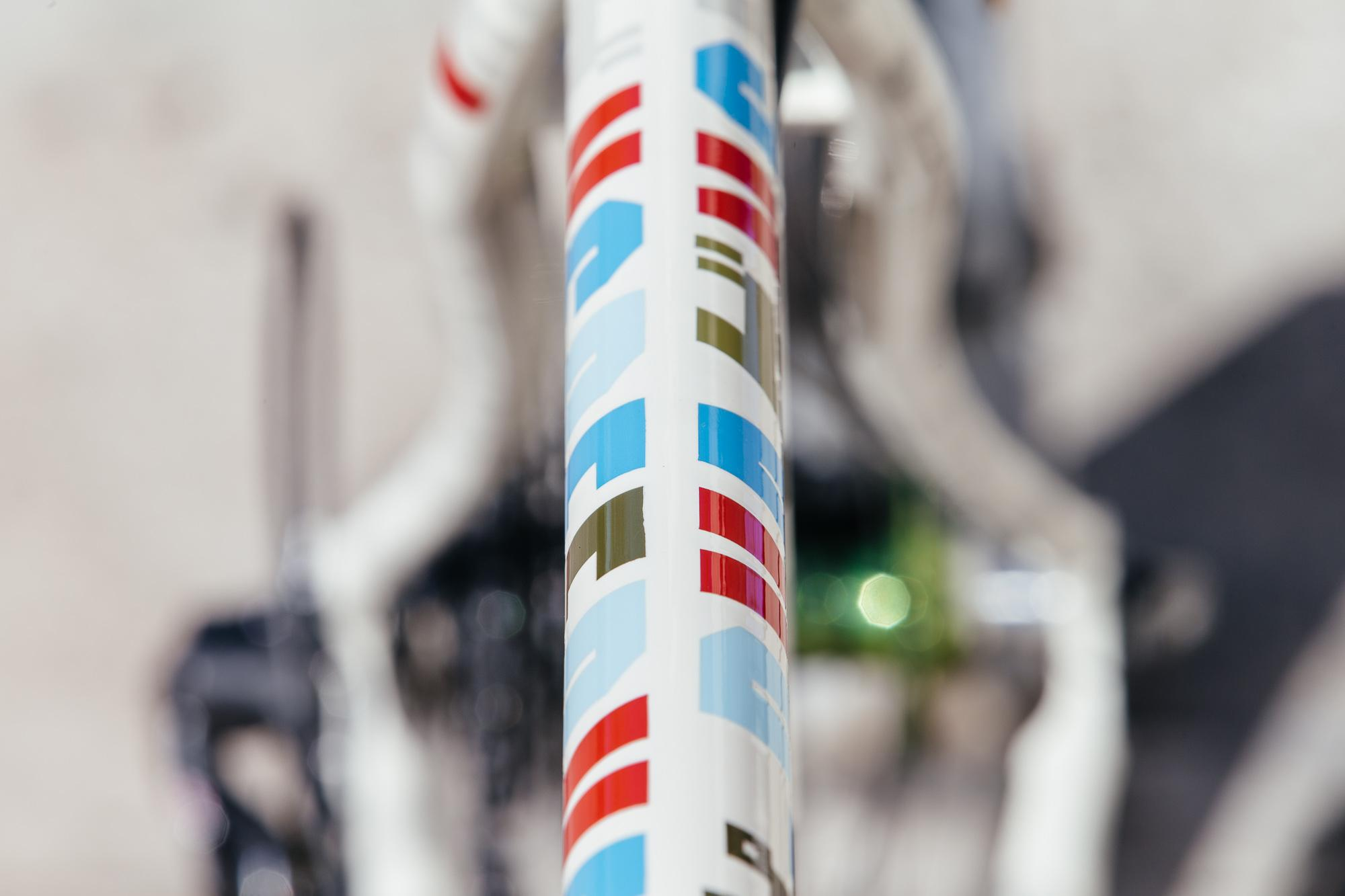 Jaybe's Speedvagen Surprise Me Road with Campagnolo Record 11