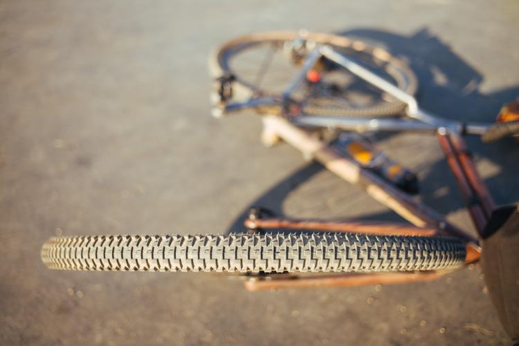 Tried and True Tires: Bruce Gordon Rock N Road