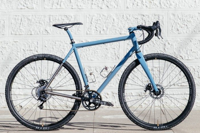Matt's Kish Titanium 'Cross Bike