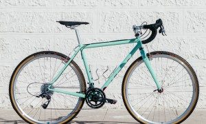 Minty Fresh Icarus 'Cross Bike