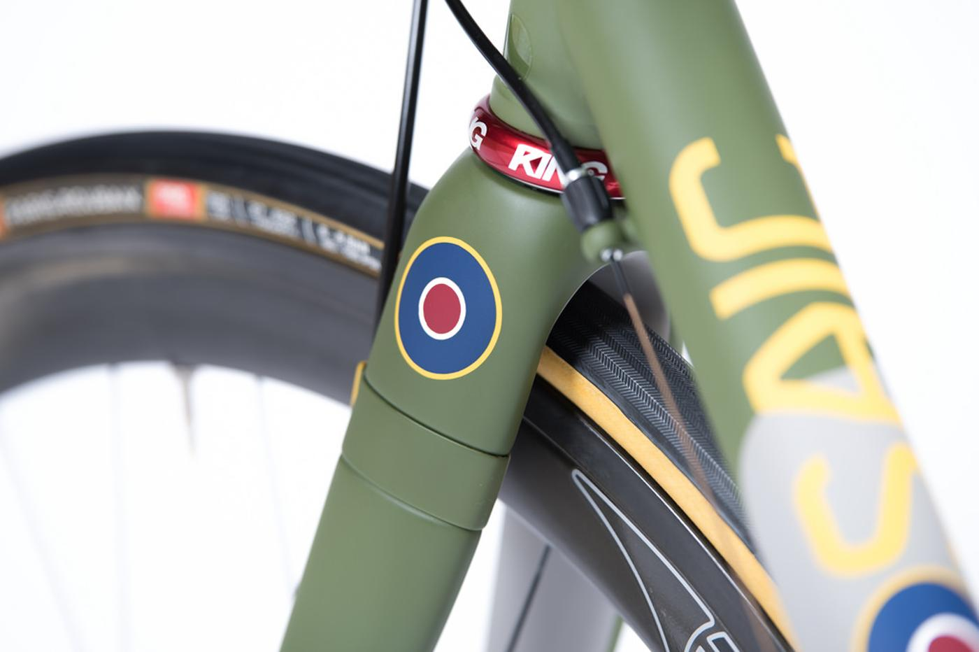 Mosaic Cycles Spitfire RT-1D Road
