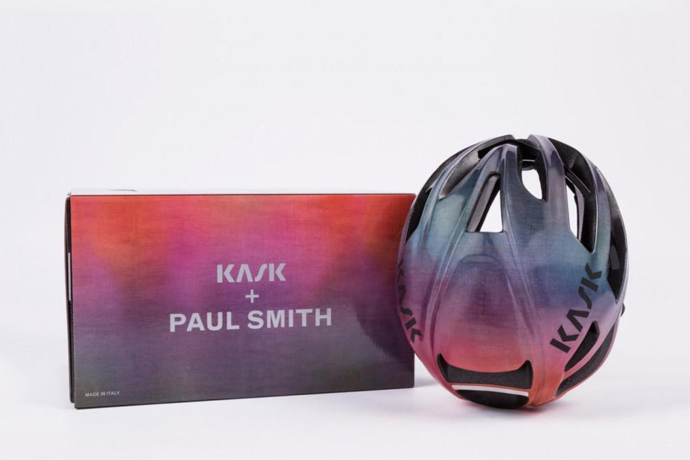 Paul Smith for Kask: Protone Cycling Helmet