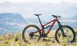 The Santa Cruz Bicycles Hightower with 27.5+ Wheels