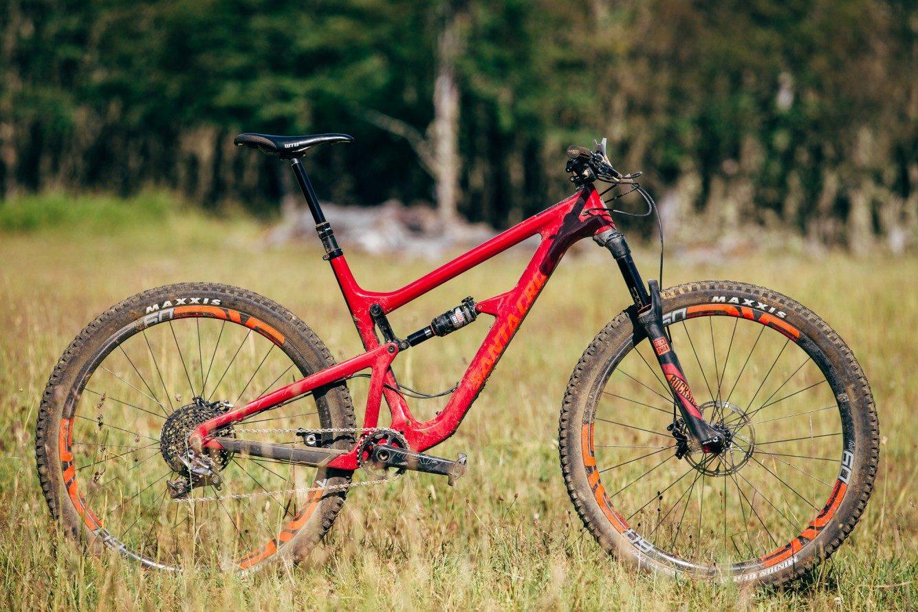 The New Santa Cruz Bicycles Hightower Plays Dirty