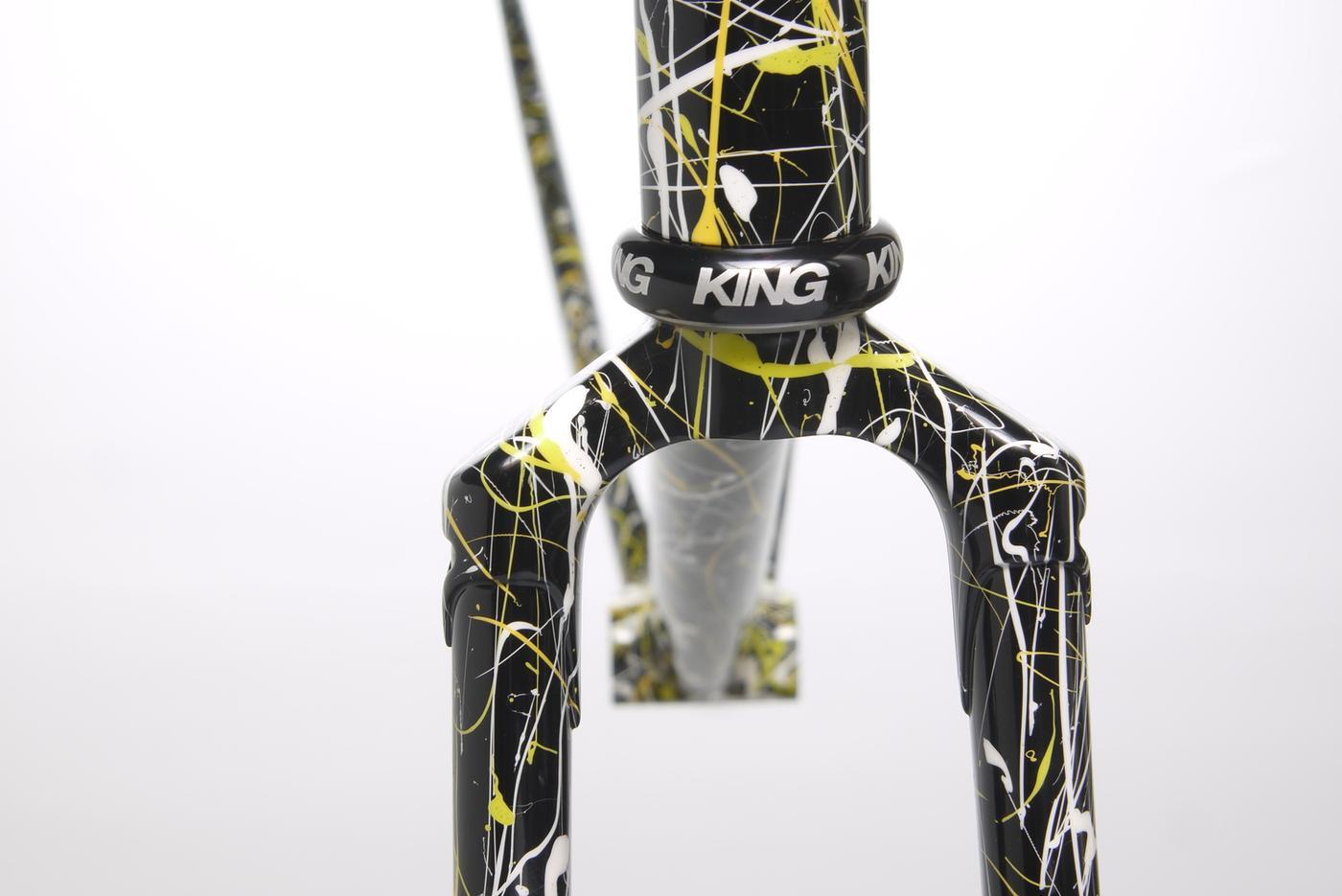 """Bonavia Cycles' """"Jackson Pollock"""" SSCX"""