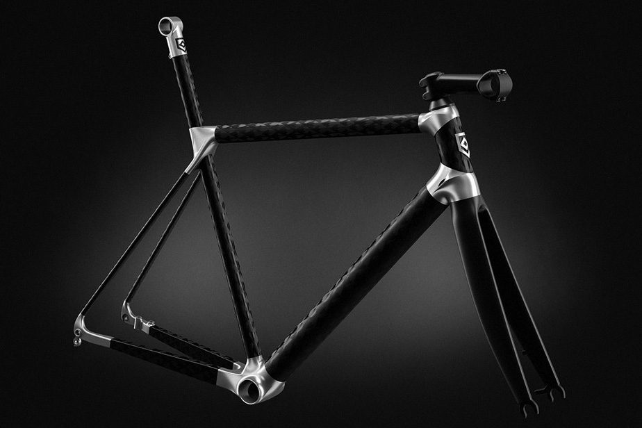 Bastion Cycles Uses 3D Printed Titanium Lugs with Carbon Tubes | The ...