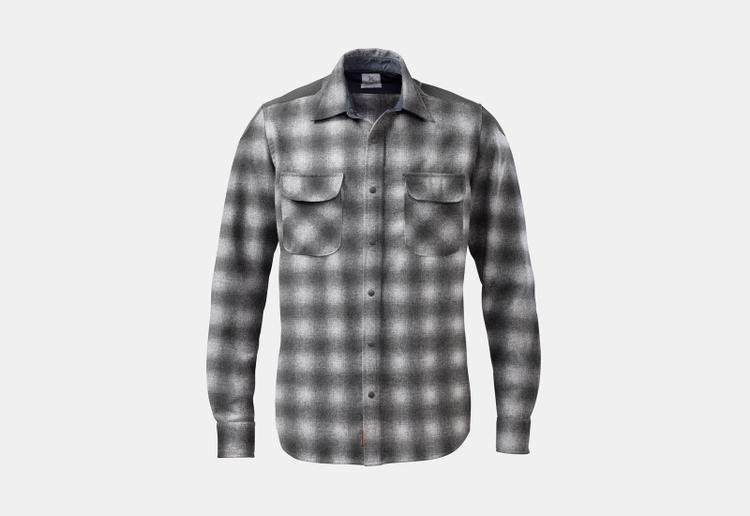 Kitsbow's Icon Wool Flannel Shirt is Back in New Colors