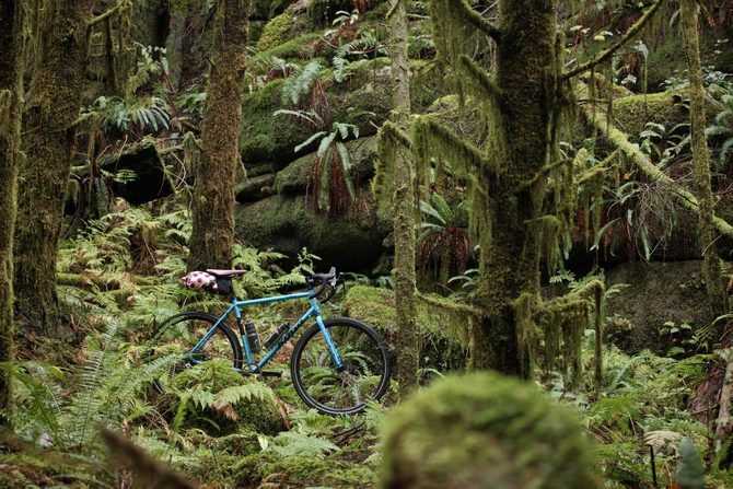 Throwing Touring Tradition out the Window with the Kona Sutra LTD – Morgan Taylor