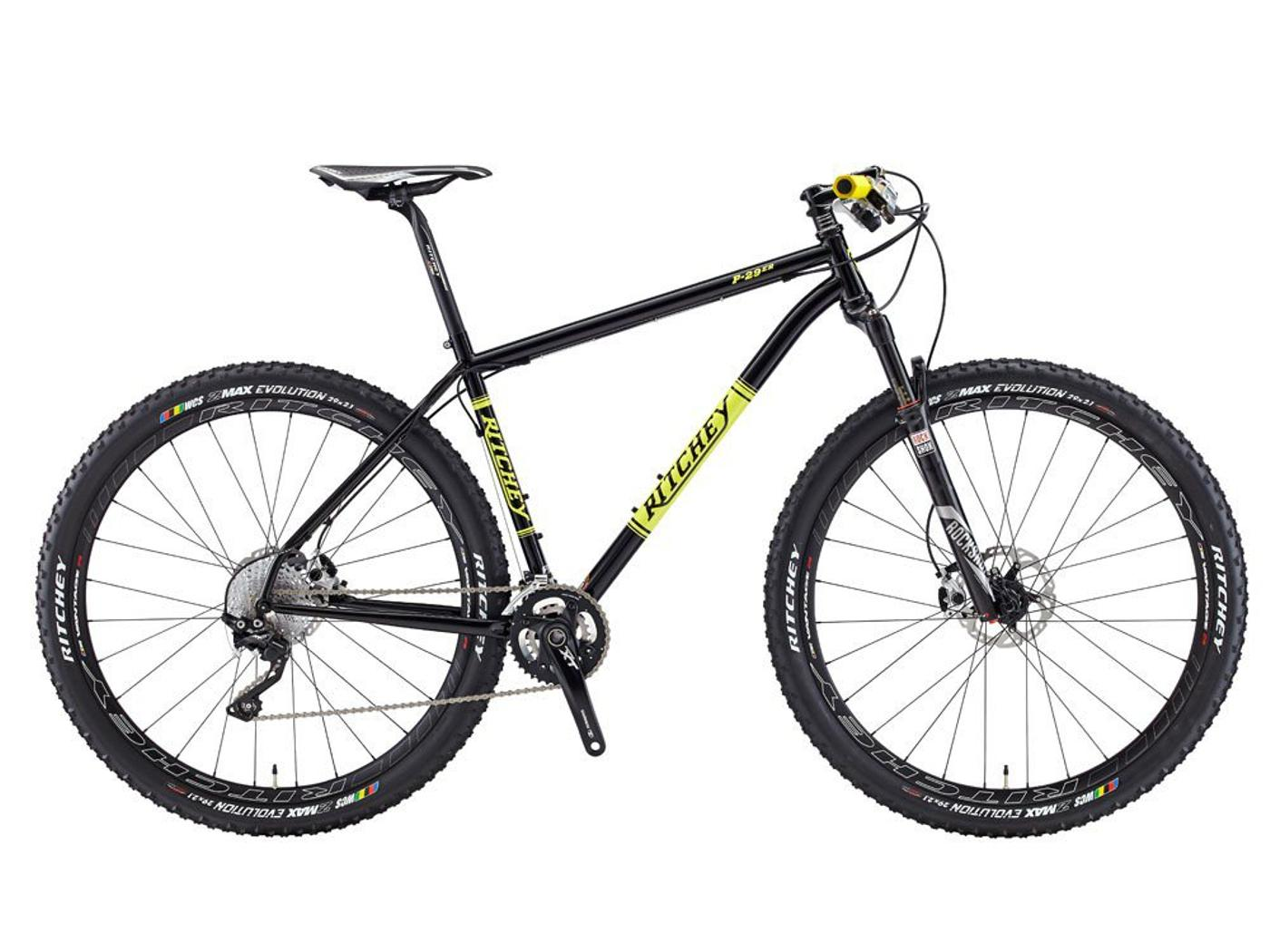 Ritchey: P-29er Completes in Stock