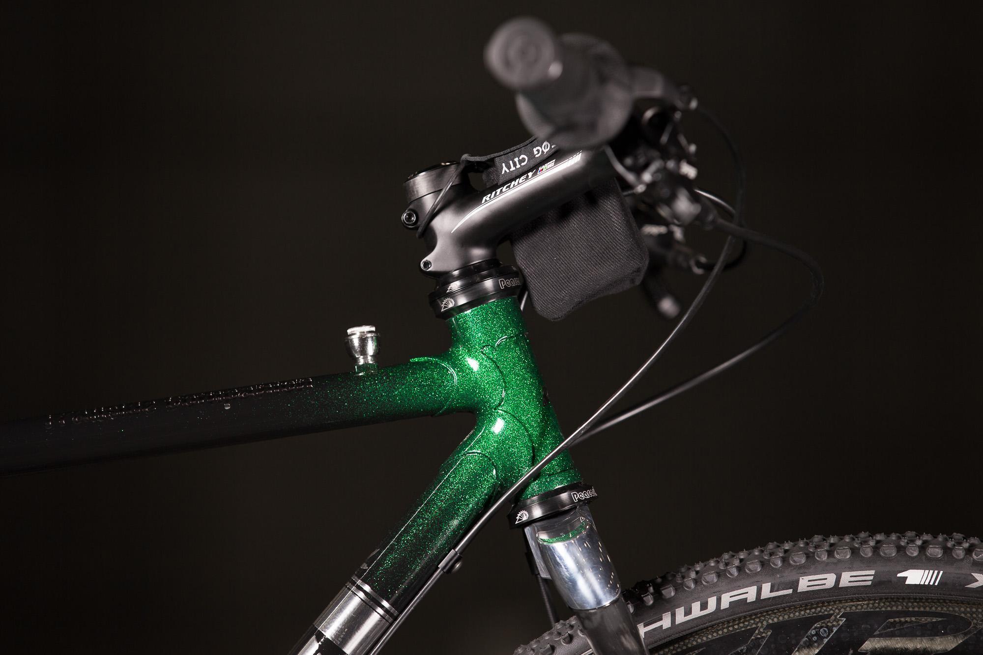 2016 NAHBS: Mars Cycles Trailside Companion 'Cross Bike