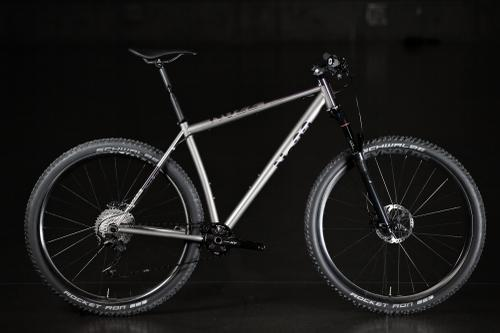 2016 NAHBS: No22 Old King Hardtail