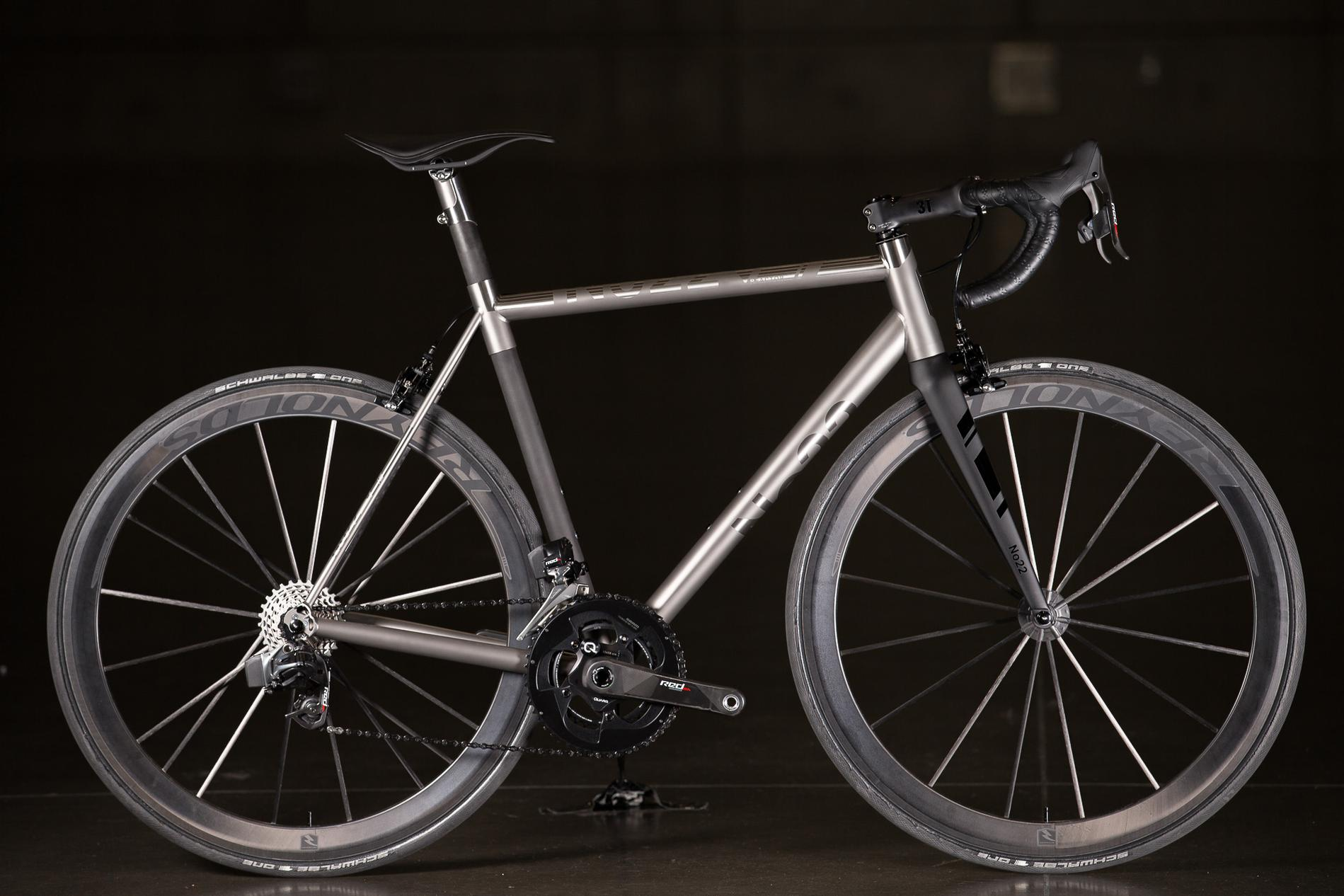 2016 NAHBS: No22 Reactor Carbon and Ti Road