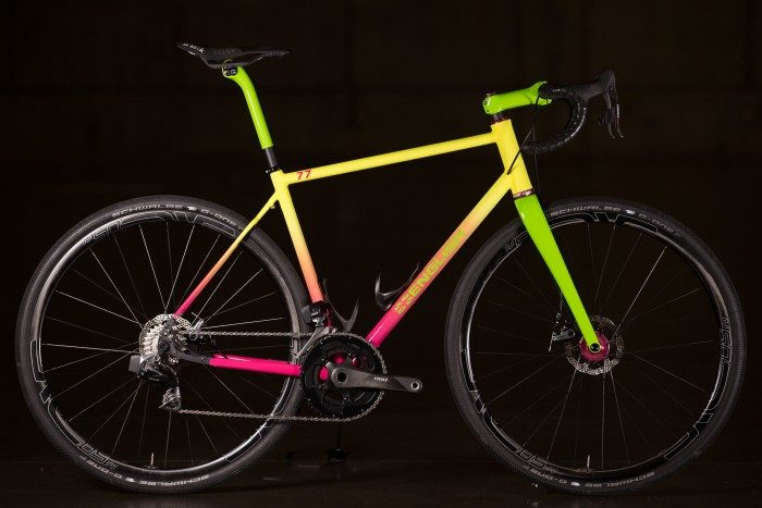 2016 NAHBS: English Ombré Road