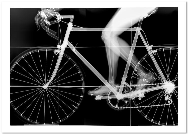 Paul Perret's X-Ray Prints