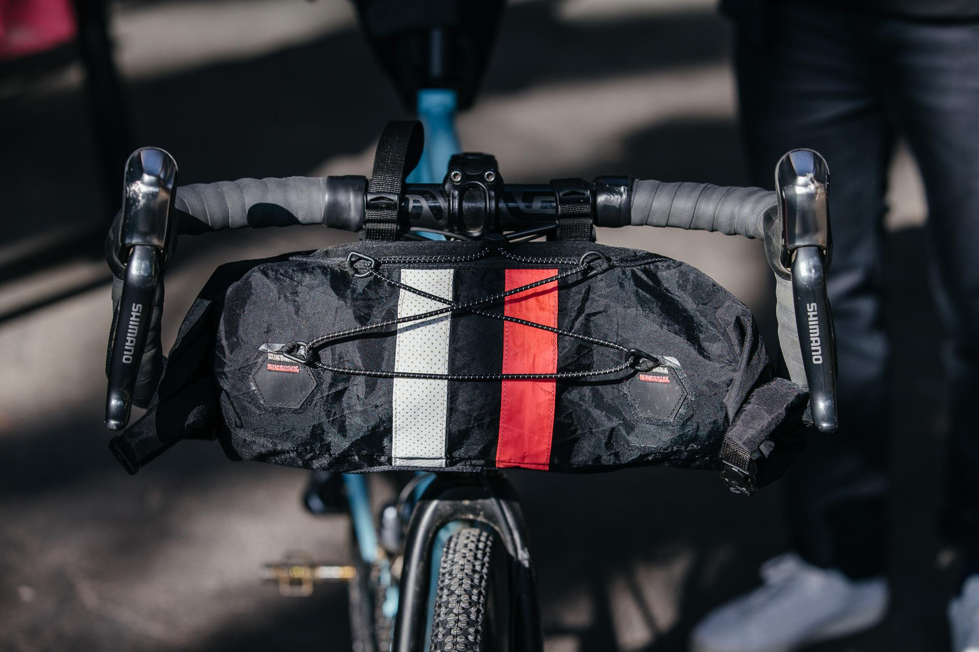 Rapha's new campaign - Pack Light, Travel Far