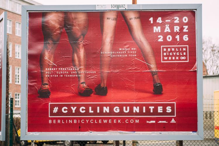 A Weekend at the Berliner Fahrradschau Deserves an Über Gallery!