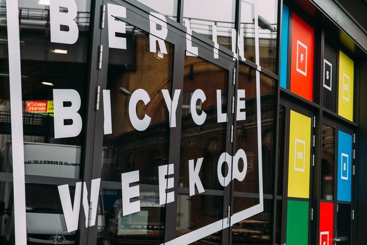 I'm in Berlin for the Berliner Fahrradschau and Berlin Bike Week!