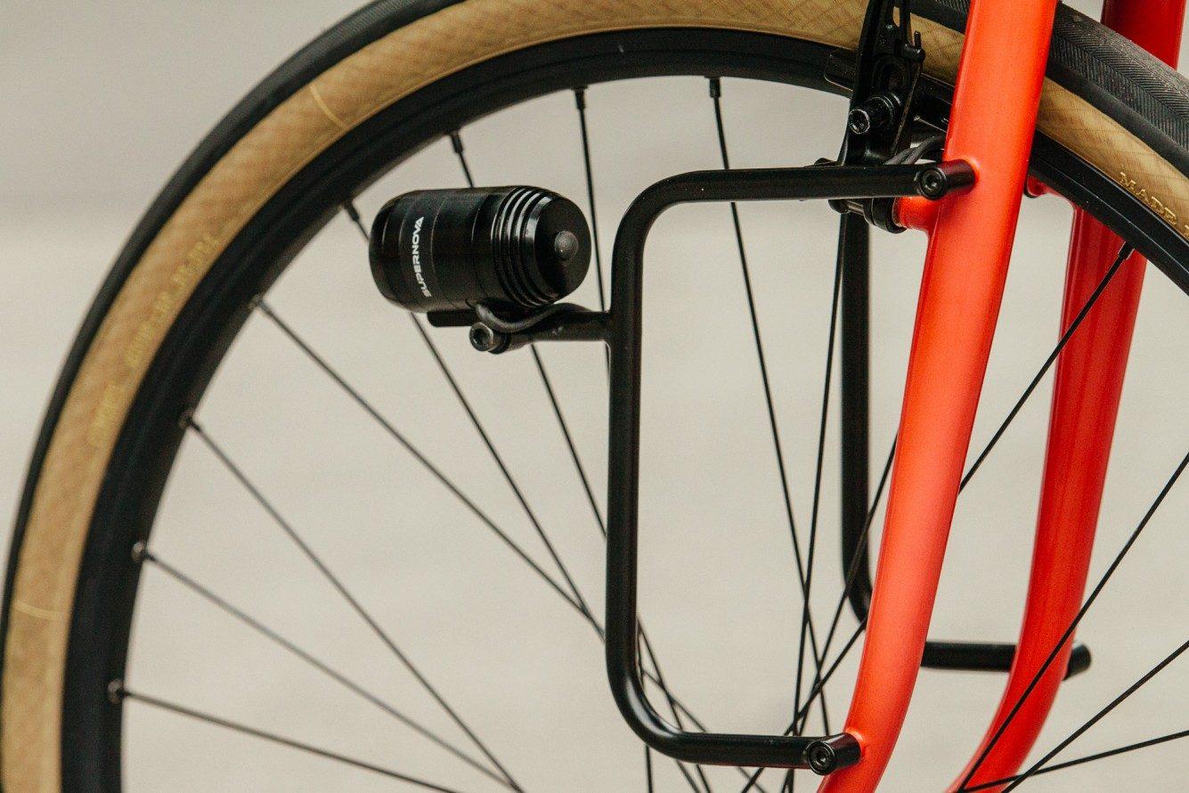 Fern Cycles Chacha Touring Bike with Gramm Bags | The Radavist