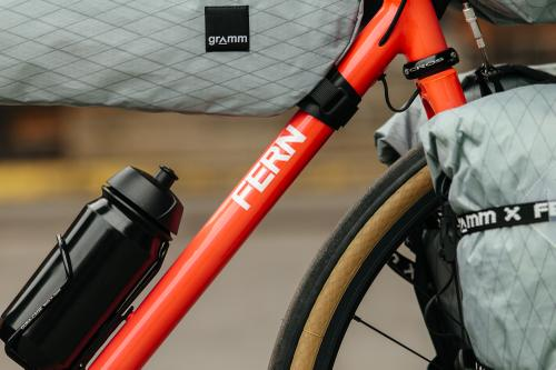 Fern Cycles Chacha Touring Bike with Gramm Bags