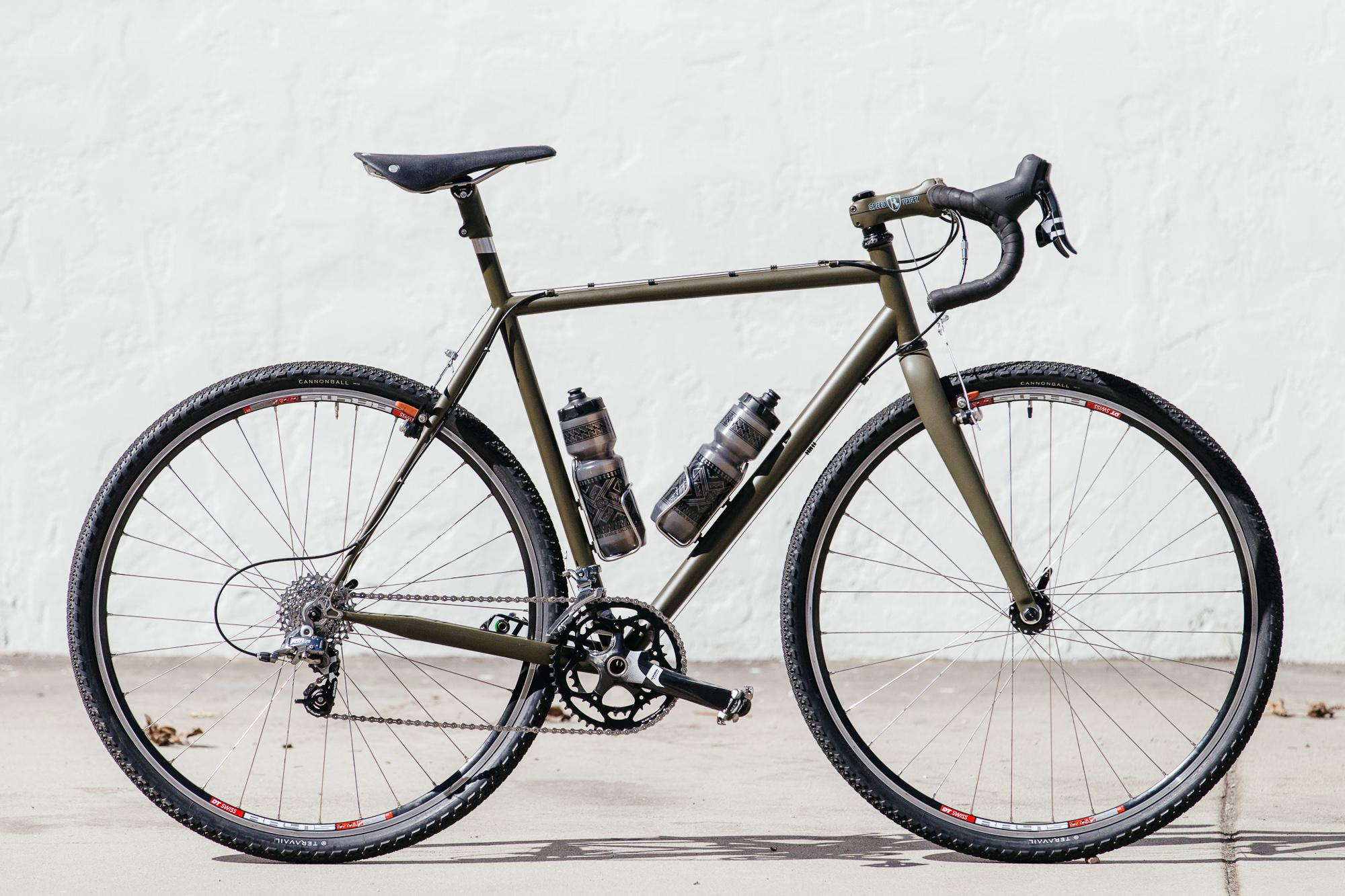 Fuck Yeah Olive Drab Speedvagen 'Cross