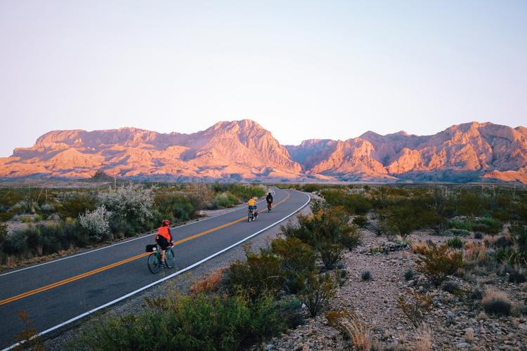 Big Bend Bike Camping – Jolene Holland