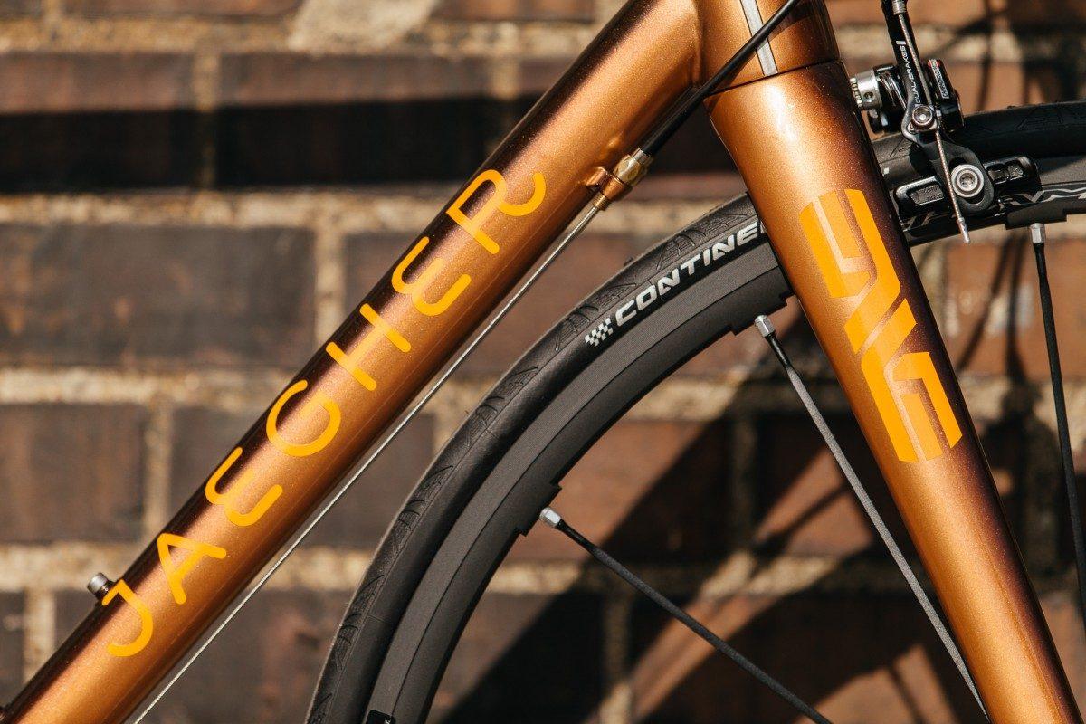 Jaegher Brown and Orange Road