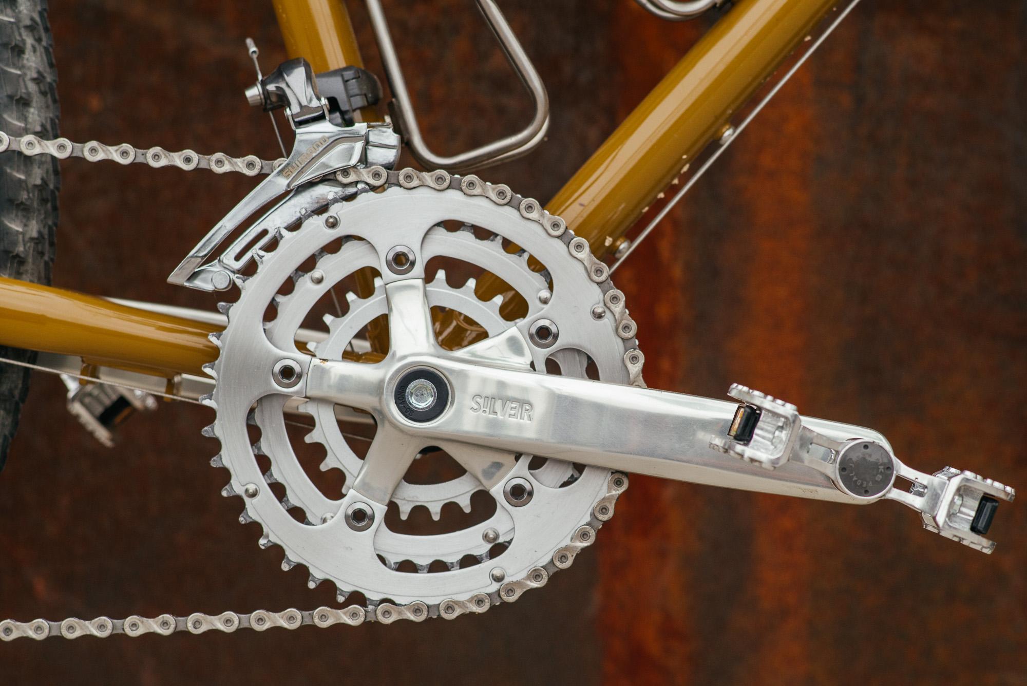 Jonathan's Rivendell Joe Appaloosa Touring Bike