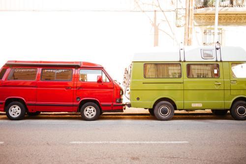 Bumper to bumper VW