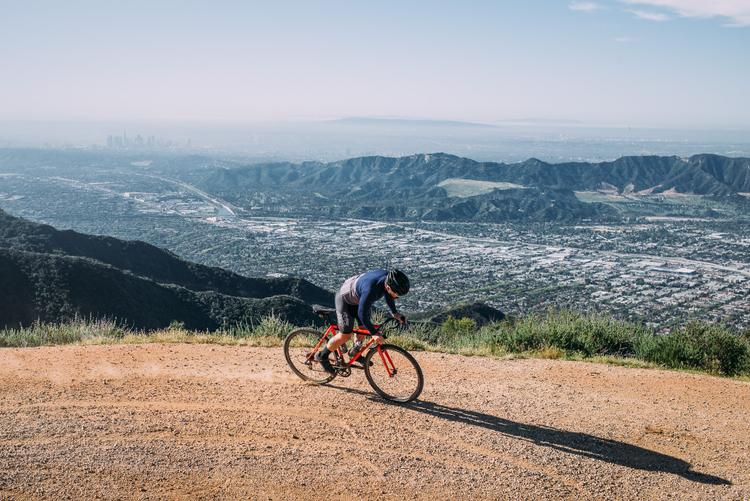 TGIF Ride with Golden Saddle Cyclery in the Verdugo Mountains