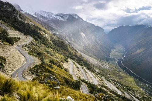 Andean Switchbacks